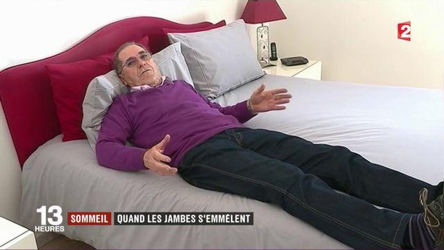 Sommeil : le syndrome des jambes sans repos