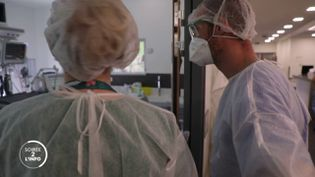 Coronavirus aux urgences, quand il faut prendre des décisions lourdes de conséquences (ENVOYÉ SPÉCIAL  / FRANCE 2)