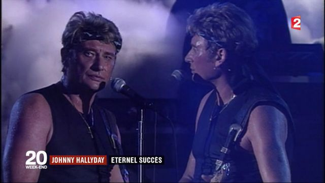 Johnny Hallyday : un succès post-mortem inédit