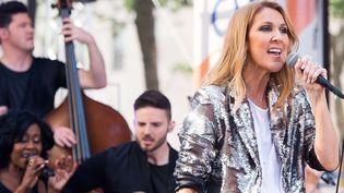 Céline Dion à New York en juillet 2016  (Charles Sykes/AP/SIPA)