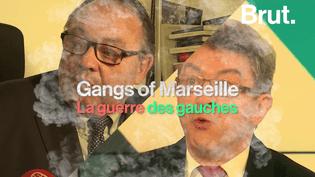 Pas de quartier entre Jean-Luc Mélenchon et Patrick Mennucci. Le leader de la France Insoumise et la figure du Parti Socialiste marseillais s'affrontent dans la 4èmecirconscription de la cité phocéenne. (Brut)