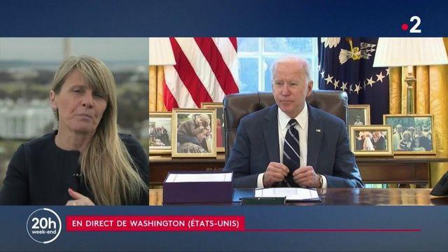 Etats-Unis : Joe Biden fixe un calendrier et appelle les Américains à se faire vacciner
