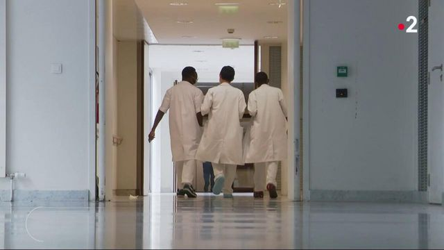 Coronavirus : l'hôpital de Montreuil, en Seine-Saint-Denis, est sous tension