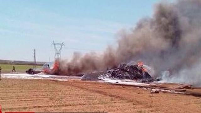 Crash d'un A400M à Séville : plusieurs pays immobilisent leurs appareils