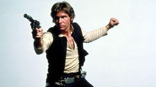 "Harrison Ford dans ""Star Wars IV, Un nouvel espoir"" (1977)  (KOBAL / The Picture Desk / AFP)"