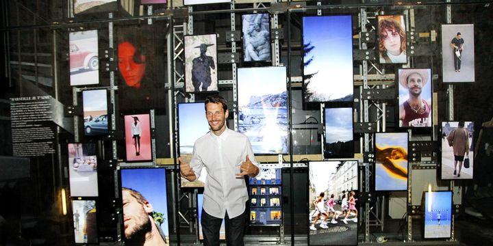 Le créateur Simon Porte jacquemus, à Marseille, en mai 2017  (By Lotti Pix)