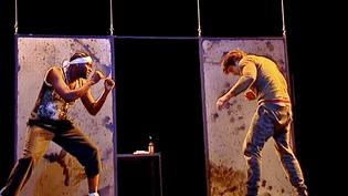 """Pio Marmaï bousculé par le rôle de """"Roberto Zucco"""" de Bernard-Marie Koltès mis en scène par Richard Brunel à la Comédie de Valence  (France 3 / Culturebox)"""