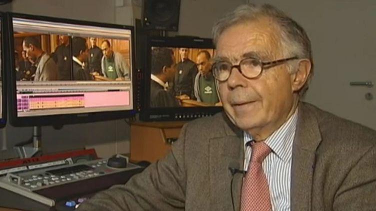 Jean Pierre Escarfail est le président de l'association pour la protection contre les agressions et les crimes sexuels (FTV)