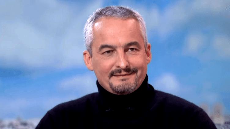 Gilles Legardinier, invité des Cinq dernières minutes.  (France 2)