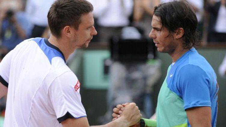 Le Majorquin s'impose en finale de l'édition 2010 contre le Suédois
