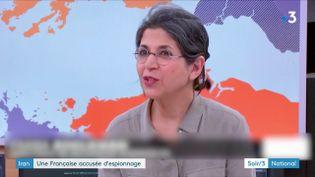 L'anthropologue Fariba Adelkhah (France 3)