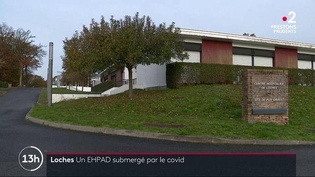 Indre-et-Loire : un Ehpad de Loches fortement menacé par le coronavirus