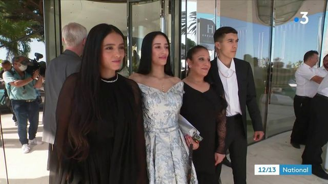 le casting de Bonne Mère au Festival de Cannes