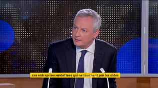 Bruno Le Maire (FRANCEINFO)