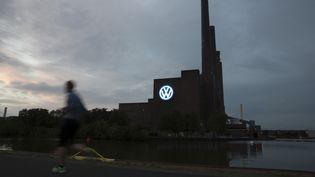 L'usineVolkswagen àWolfsbourg (Allemagne), le 22 septembre 2015. (AXEL SCHMIDT / REUTERS)