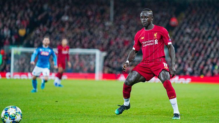 Sadio Mané, international sénégalais évoluant à Liverpool, le 27 novembre 2019. (MALCOLM BRYCE / PRO SPORTS IMAGES LTD / AFP)