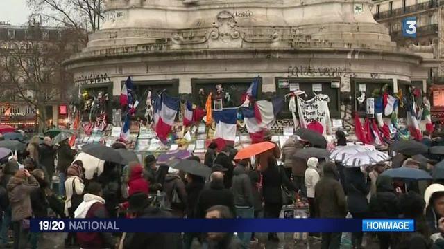 Commémoration des attentats : un dimanche d'hommages aux victimes