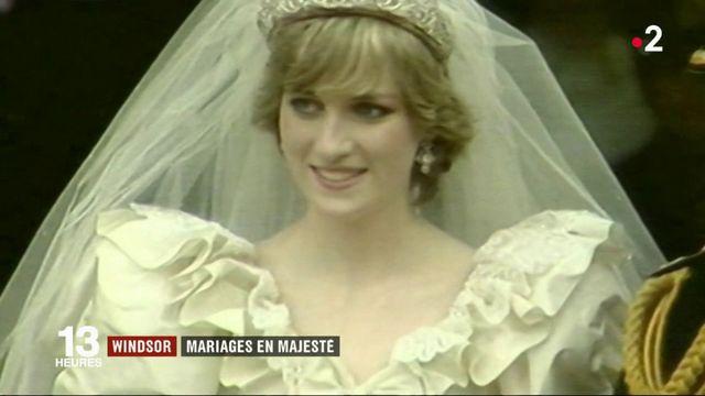 Windsor : mariages en majesté