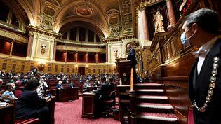 Le Sénat, en juillet 2020. (BERTRAND GUAY / AFP)