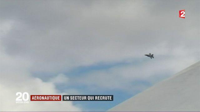 Aéronautique : fin du salon du Bourget