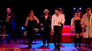 La troupe de David Serero fait revivre l'oeuvre de Duke Ellington  (France3 / Culturebox)
