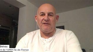 Franck Delvau. (FRANCEINFO)