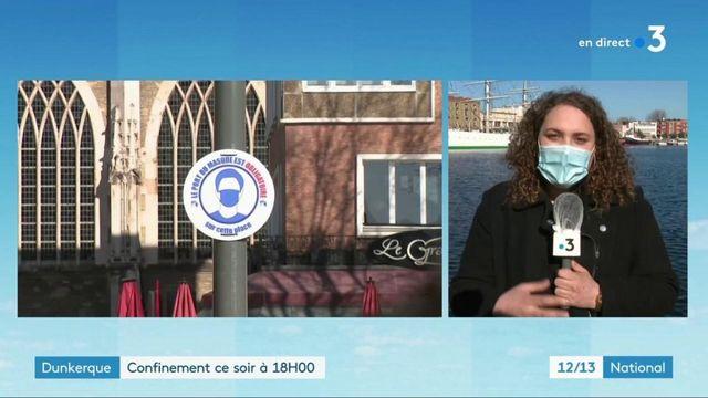 Dunkerque : les habitants s'apprêtent à passer leur premier week-end confiné