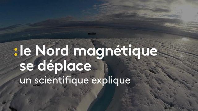 Nord magnétique V5 EDL