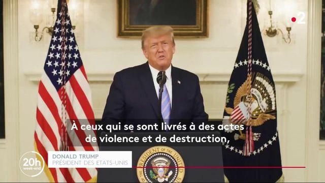 Présidentielle américaine : Donald Trump lâché par les siens