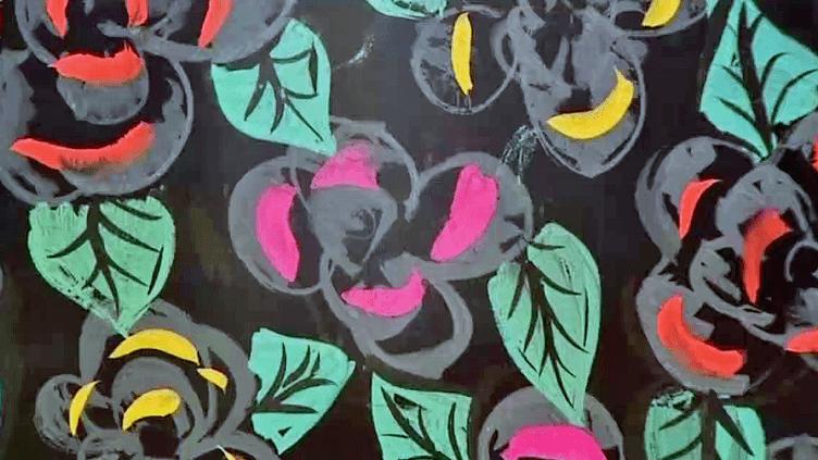 Raoul Dufy, Tissus et créations au musée des Beaux-Arts de Carcassonne  (France 3 / Culturebox)