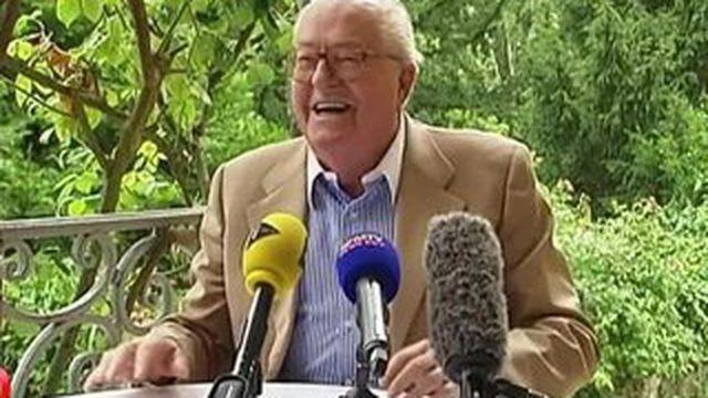 Troisième victoire judiciaire pour Jean-Marie Le Pen contre sa fille