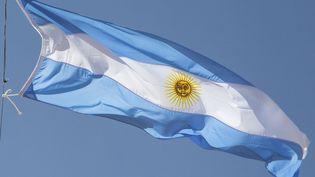 Le drapeau argentin (MACIEJ LUCZNIEWSKI / NURPHOTO)