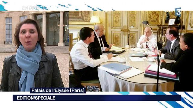 Saint-Denis : François Hollande a suivi l'assaut