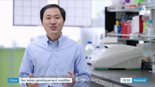 Chine : de bébés génétiquement modifiés font scandale