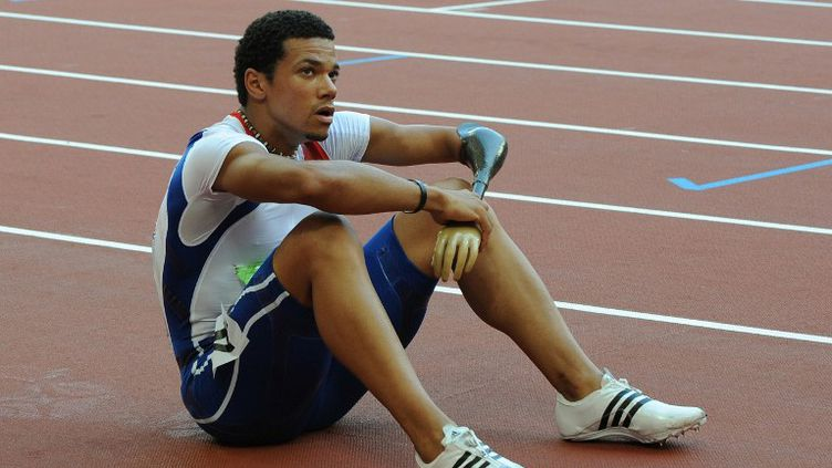 Arnaud Assoumani, l'une des plus grandes chances de médailles françaises