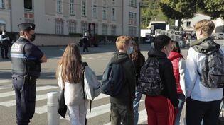 Covid-19 : dans l'Aude, le taux d'incidence repart à la hausse (FRANCE 2)