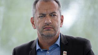 Moins de six mois après avoir succédé à Jean-Claude Mailly, Pascal Pavageau, secrétaire général de FO était contraint à la démission. (ERIC PIERMONT / AFP)