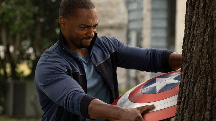 """Un film """"Captain America 4"""" est en préparation, centré sur le personnage joué par Anthony Mackie. (DISNEY)"""