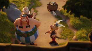 """""""Astérix : le Secret de la potion magique"""" (France 3)"""