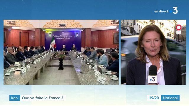 Nucléaire iranien : la position diplomatique compliquée de la France