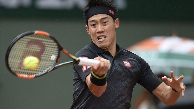 Kei Nishikori (ERIC FEFERBERG / AFP)