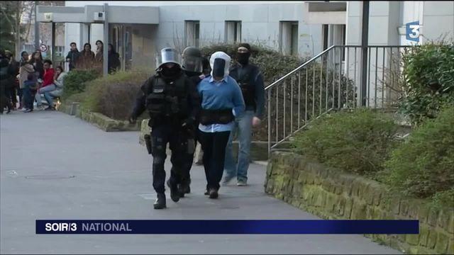 Attentat déjoué en France : un Français arrêté aux Pays-Bas