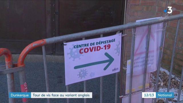 Covid-19 : le Nord lutte contre une forte hausse des contaminations au variant anglais
