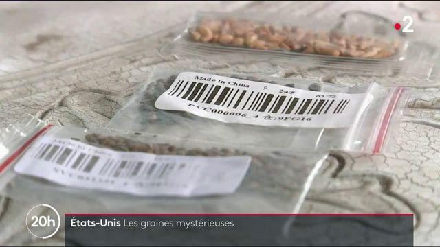États-Unis : de mystérieux colis suscitent l'inquiétude
