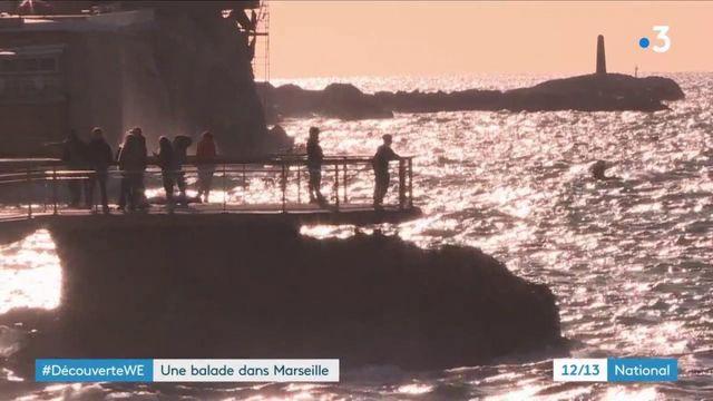 Découverte : balade guidée avec un passionné d'histoire à Marseille