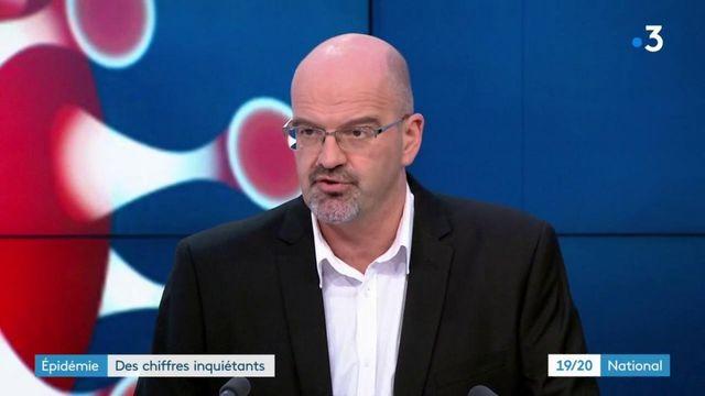 Covid-19 : des indicateurs inquiétants en France