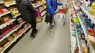 La liste des produits contaminés concernait jusqu'ici des gaufres, de la frangipane, des pâtes et des pommes Dauphine. (MAXPPP)