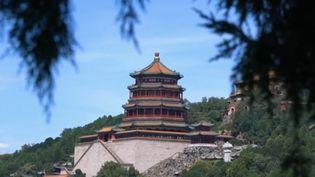 Chine : le grandiose Palais d'Été de Pékin (FRANCEINFO)