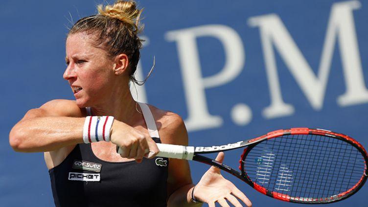 La tenniswoman française Pauline Parmentier (ELLA LING / BACKPAGE IMAGES LTD)
