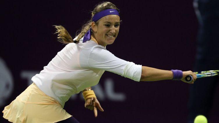 Victoria Azarenka (KARIM JAAFAR / AFP)